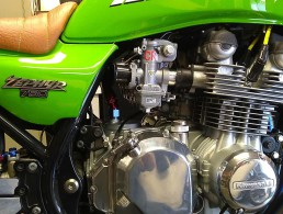 Aanpassing carter Kawasaki Zephyr 750
