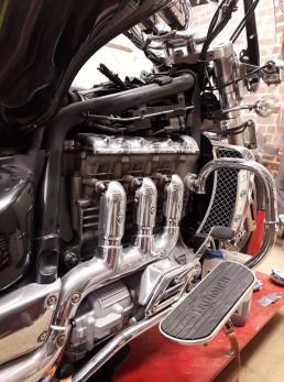 Motor-onderhoud